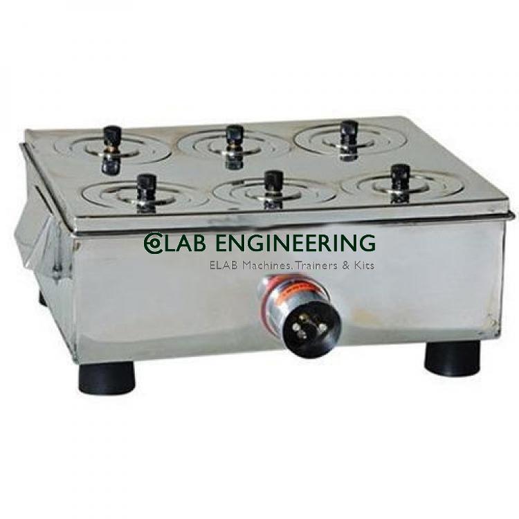 Electric Water Bath Rectangular