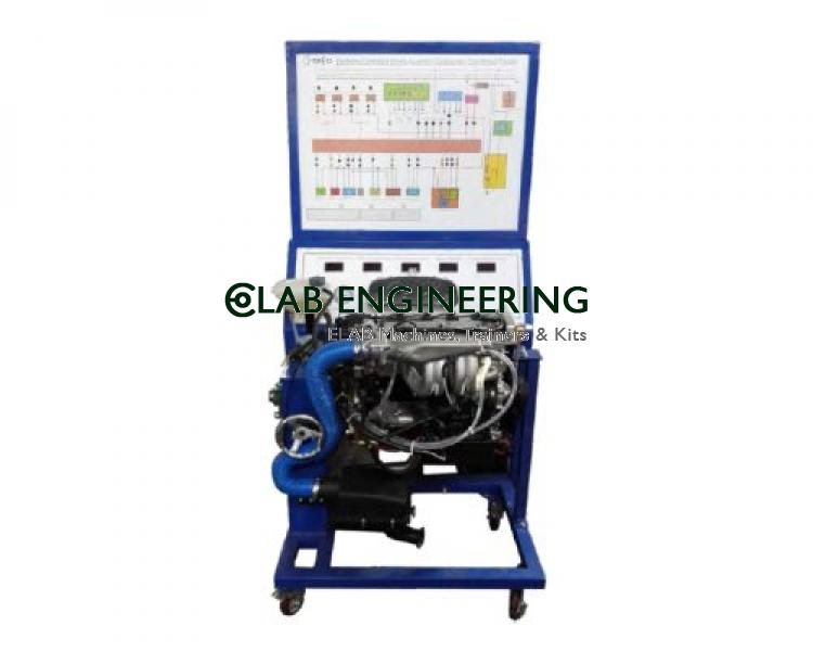 Electrical Control Engine (Toyota Carola)