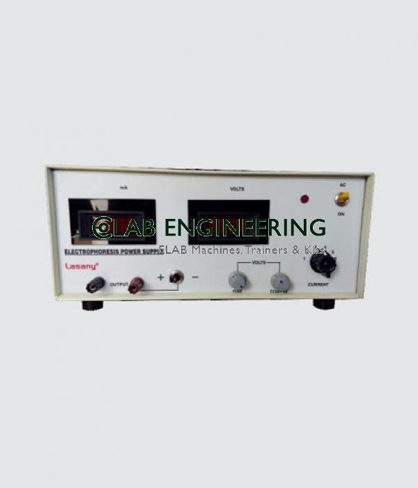 Electrophoresis Power Supply, Analog Fixed