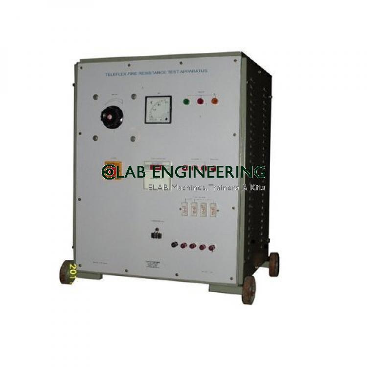 Fire Resistance Test Apparatus