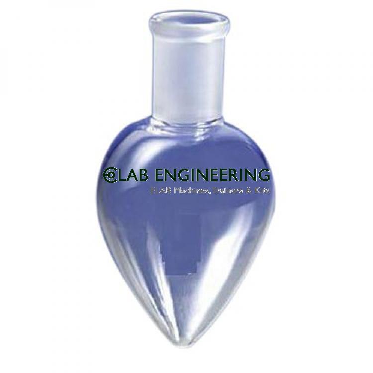 Flask Pear Shape Distillation