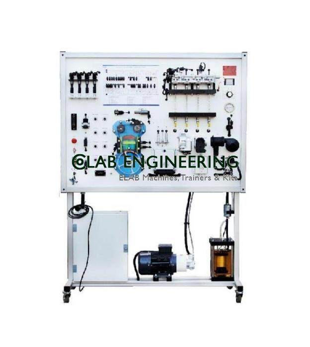 Fuel Supply System Of Diesel Engine