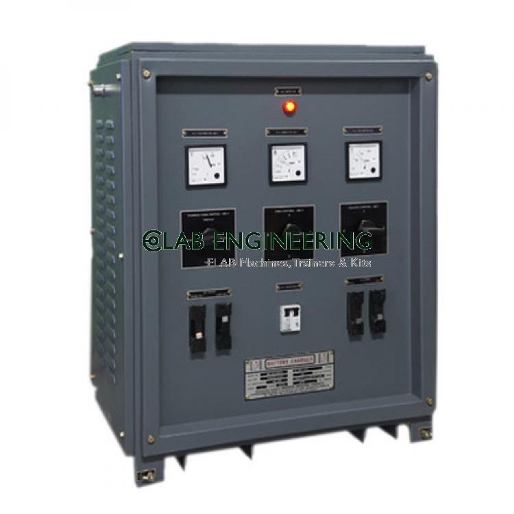 Fully Automatic Battery Charger