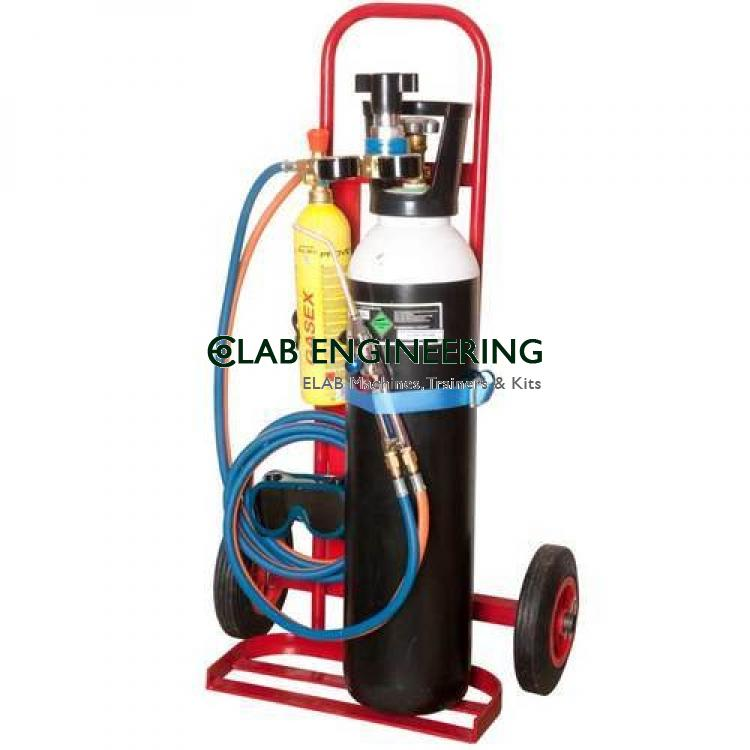 Gas Welding Plant