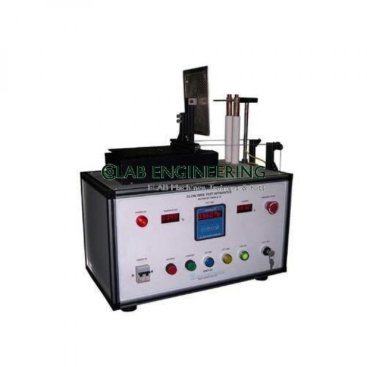 Glow Wire Test Apparatus