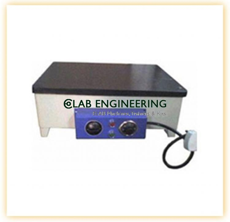 HOT PLATE ELECTRIC RECTANGULAR