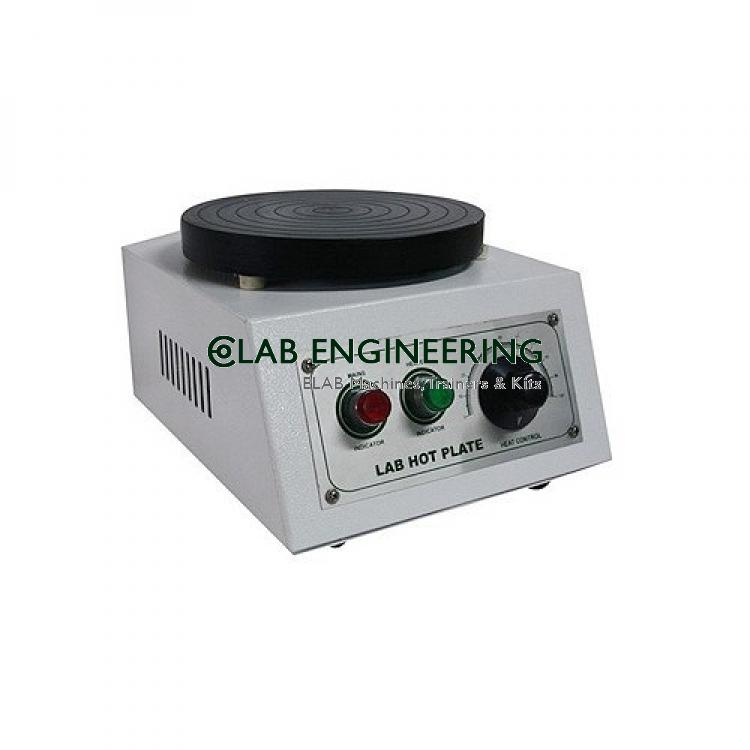 HOT PLATE ELECTRIC ROUND
