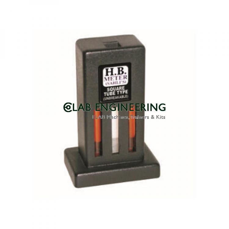 Haemoglobinometer (Sahli s)