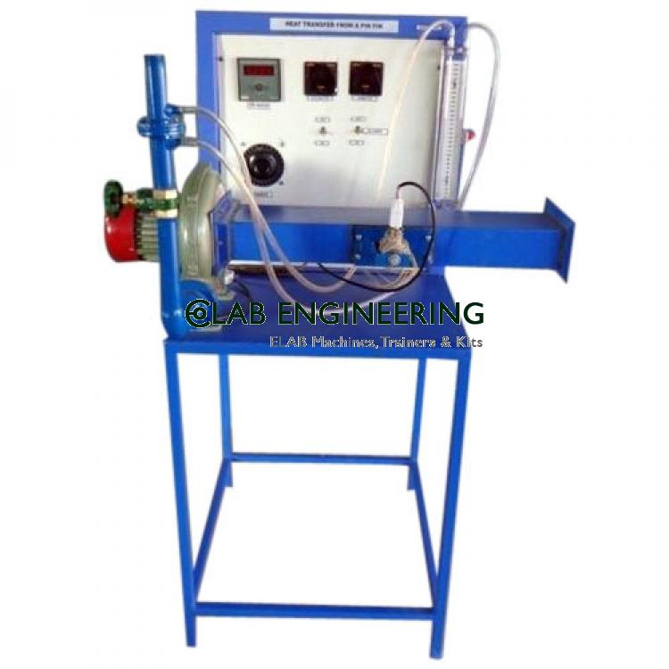 Heat Transfer Lab Equipments From Pin Fin