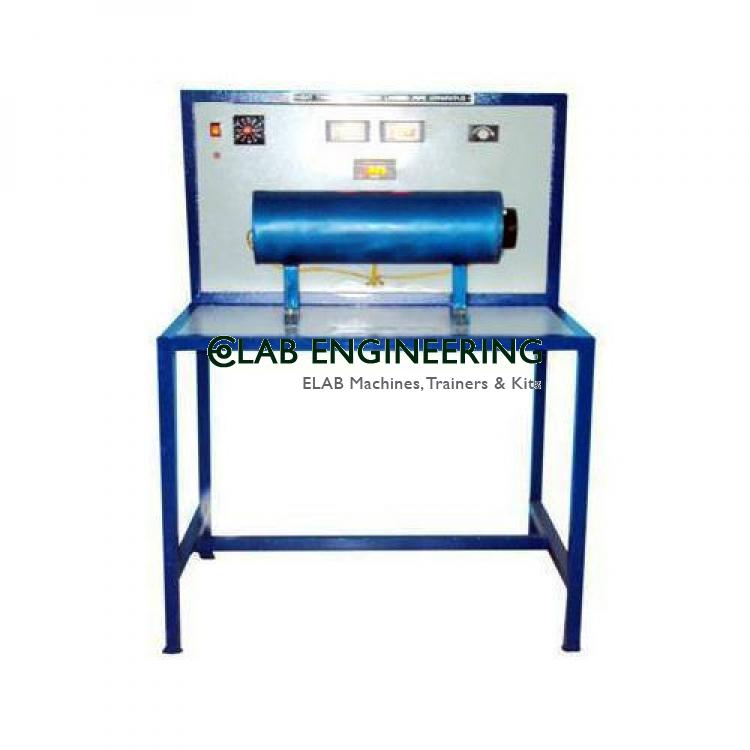 Heat Transfer Lab Equipments Through Lagged Pipe