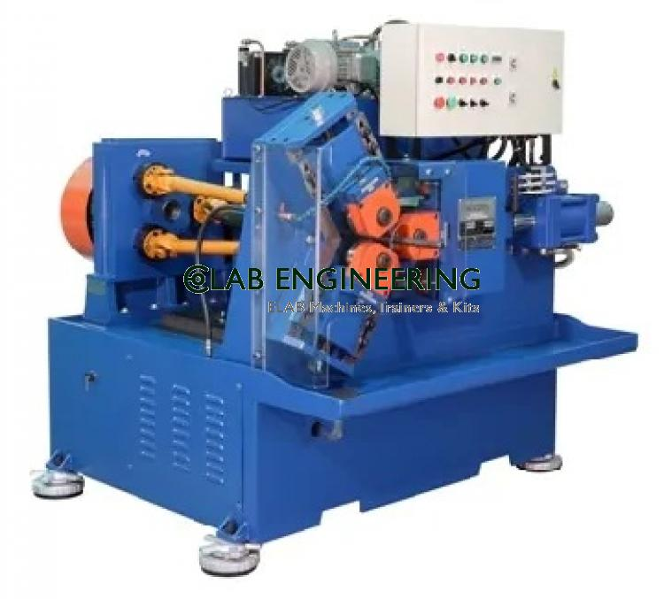 Heavy Duty Hydraulic Thread Rolling Machine
