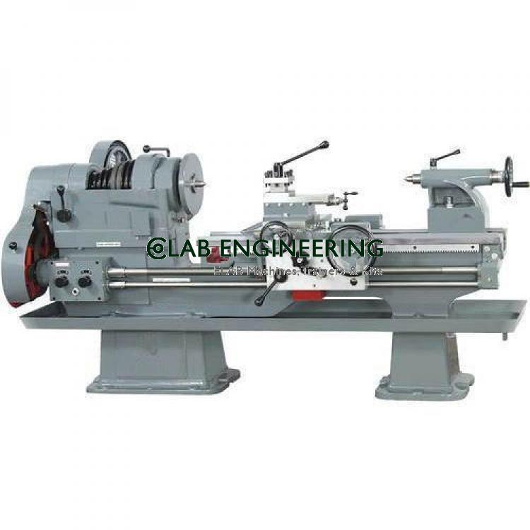 Heavy Duty Single Semi Automatic Lathe
