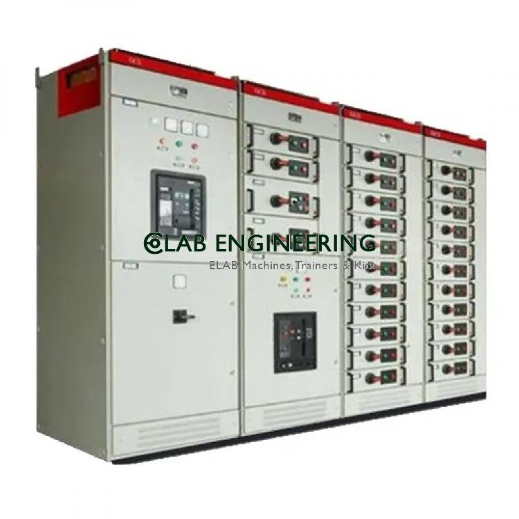 High Low Voltage Power Supply and Distribution