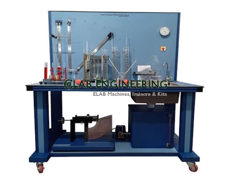 Hydrostatics Bench & Fluid Properties