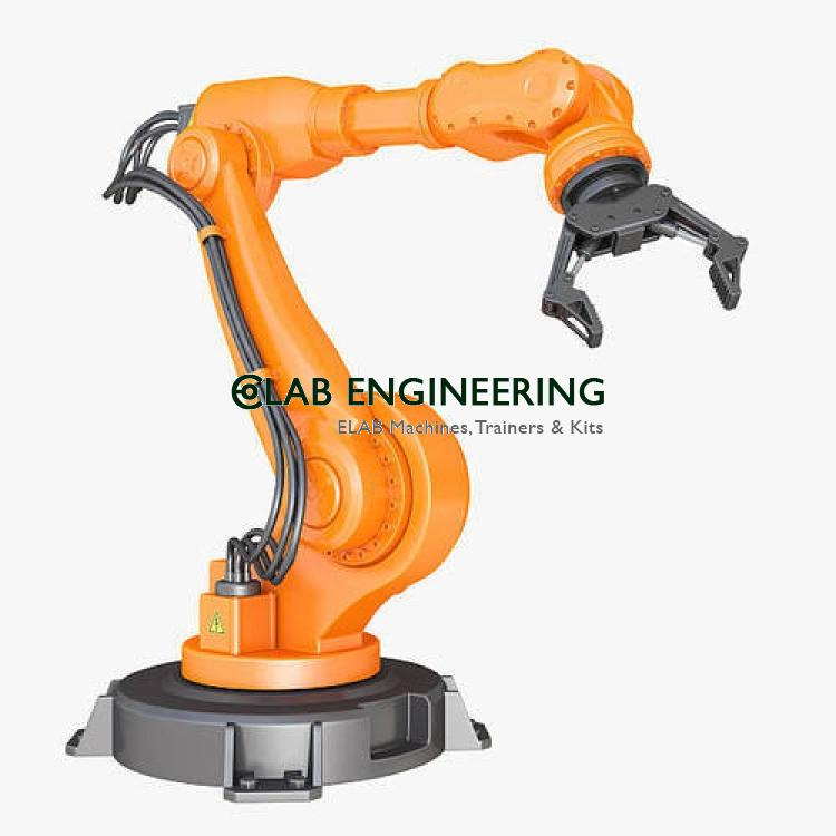 Industrial Robot AUTOMATION MACHINES LAB