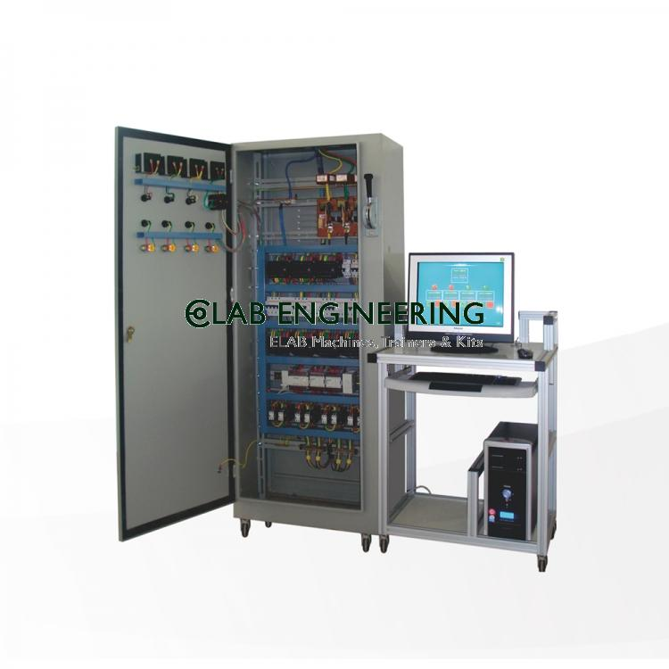 Intelligent construction engineering IOT technology training equipment