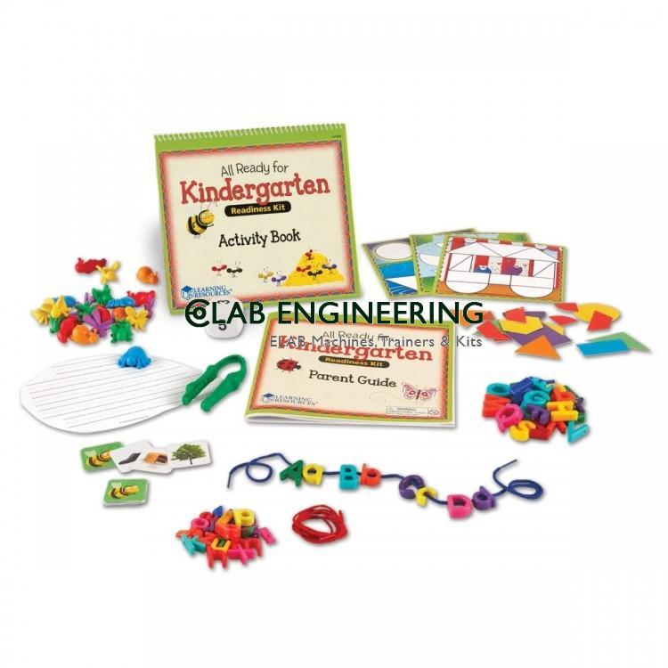 Kindergarten Readiness Kit