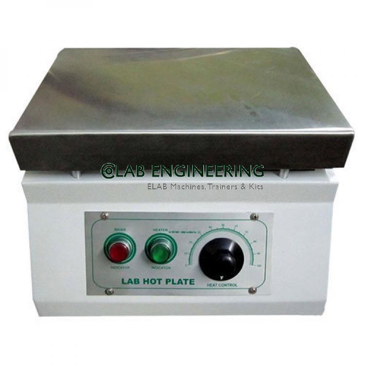 Laboratory Rectangular Hot Plate