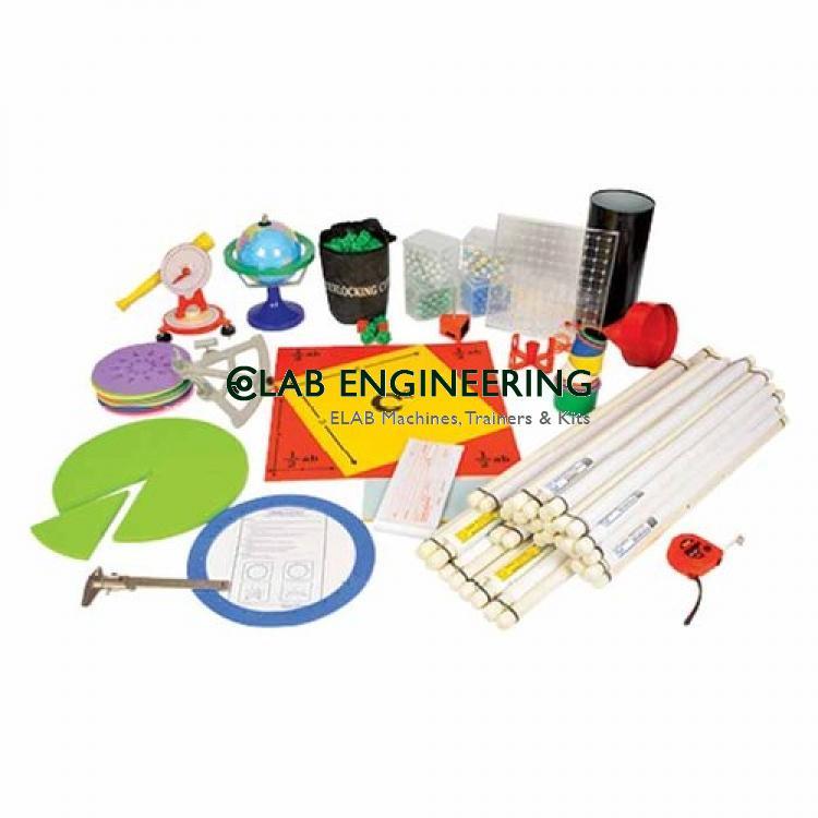 Math Kit Senior 1 Hands on Activity Kit