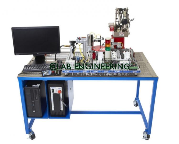 Mechatronics Flexible Production AUTOMATION MACHINES LAB