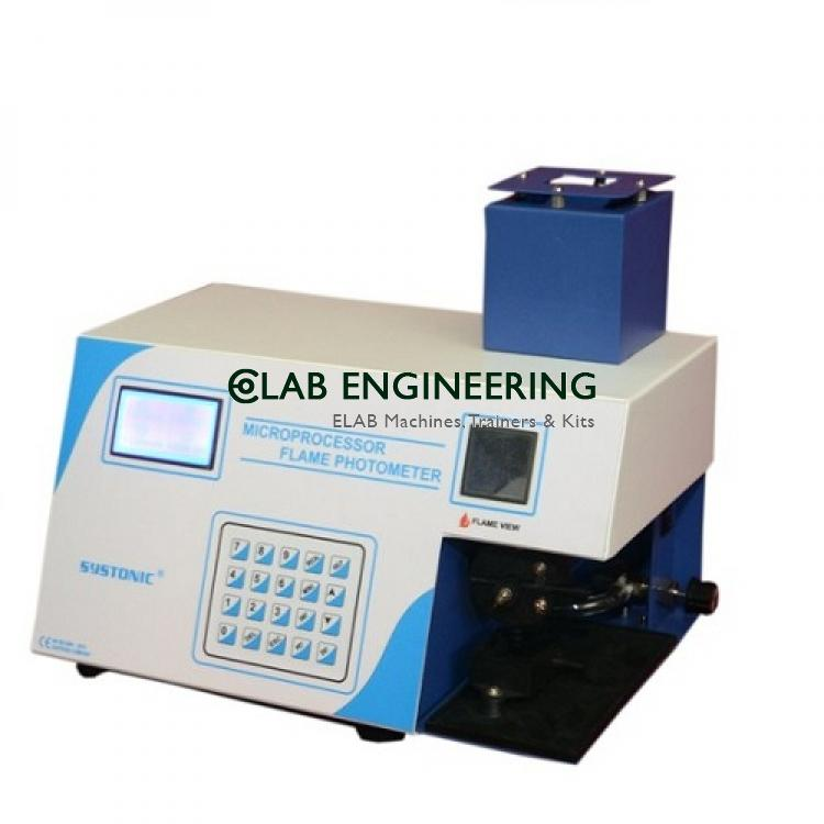 Microprocessor Flame Photometer Advance