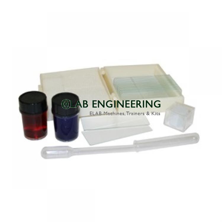 Microscope Slide Making Kit