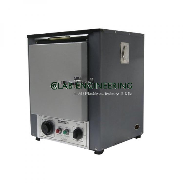 Mild Steel Hot Air Universal Oven
