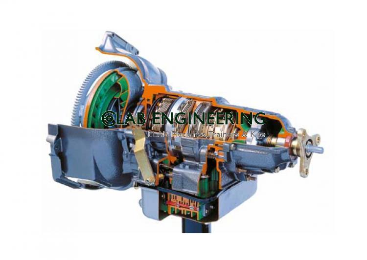 Model of Gear Box