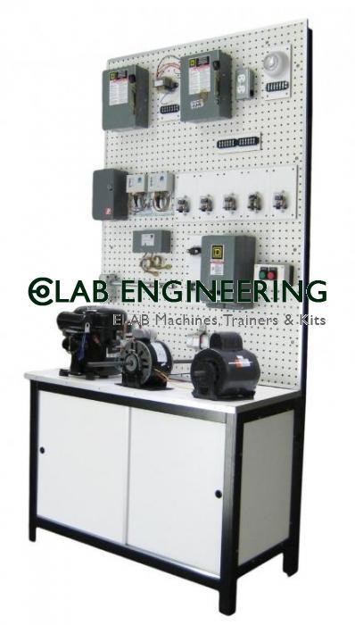 Motor Control Circuit Trainer