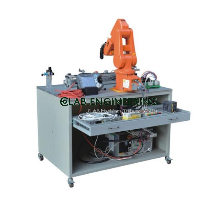 Multi-robots Manufacturing System AUTOMATION MACHINES LAB