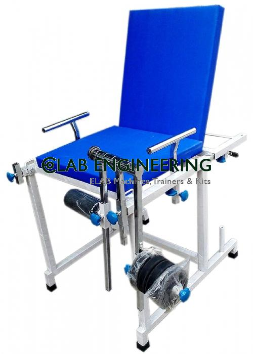 Normal Quadriceps Exercise Table