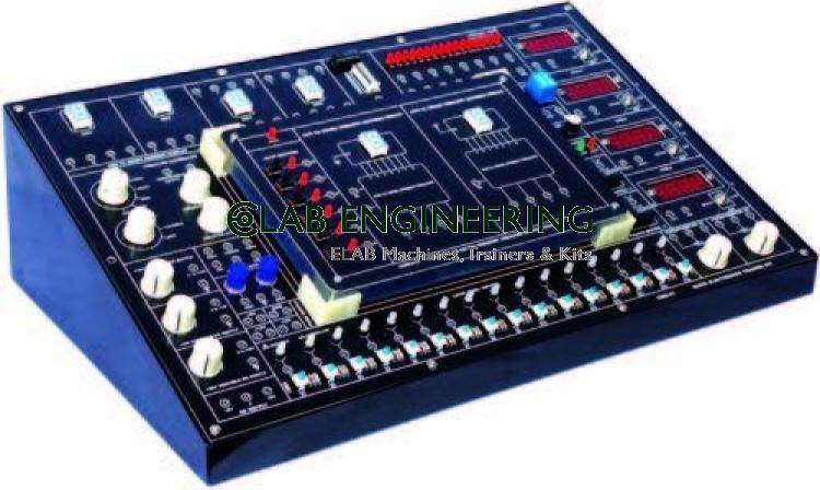 PC based transducer development board