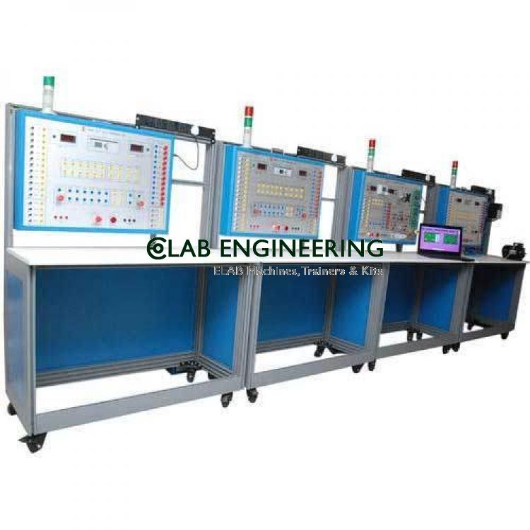 PLC Trainer AUTOMATION MACHINES LAB