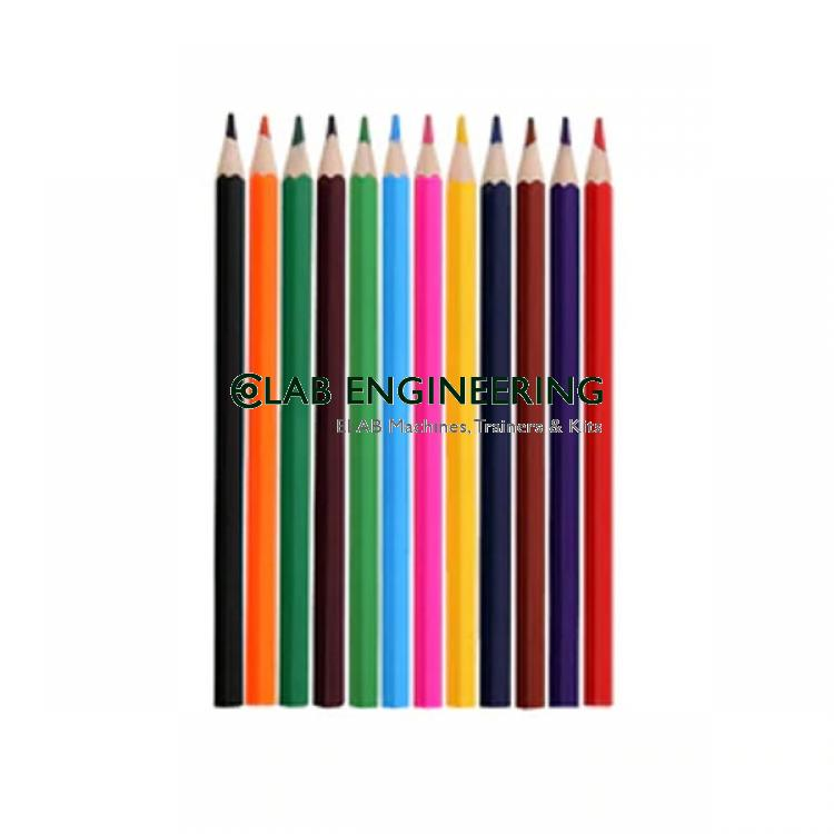 Pencil Colouring 12 Assorted
