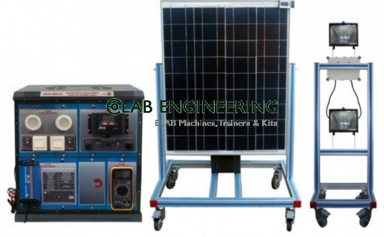 Photovoltaic Solar Energy Unit Trainer