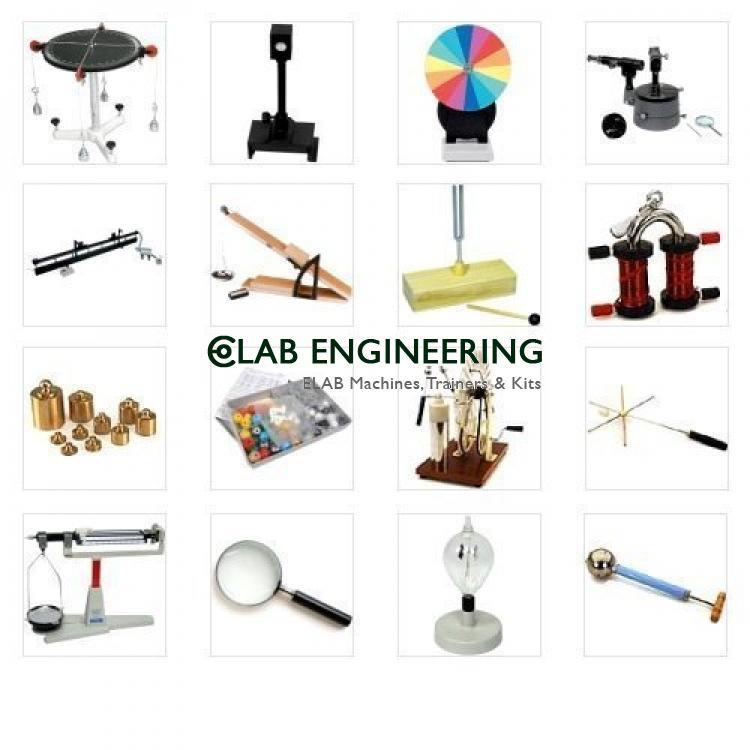 Physics Workshop Laboratory Supplies