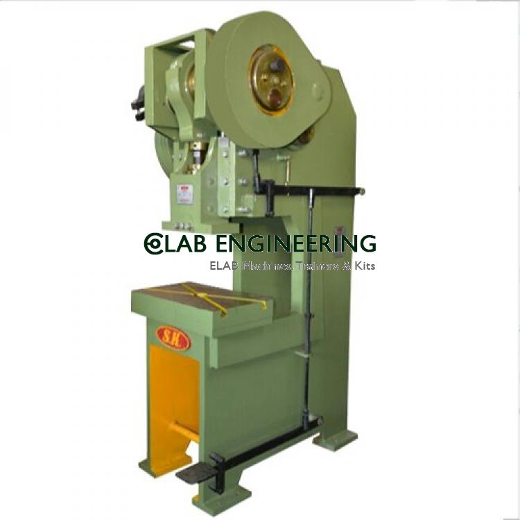 Pillar Type Heavy Duty Power Press - Workshop Machinery