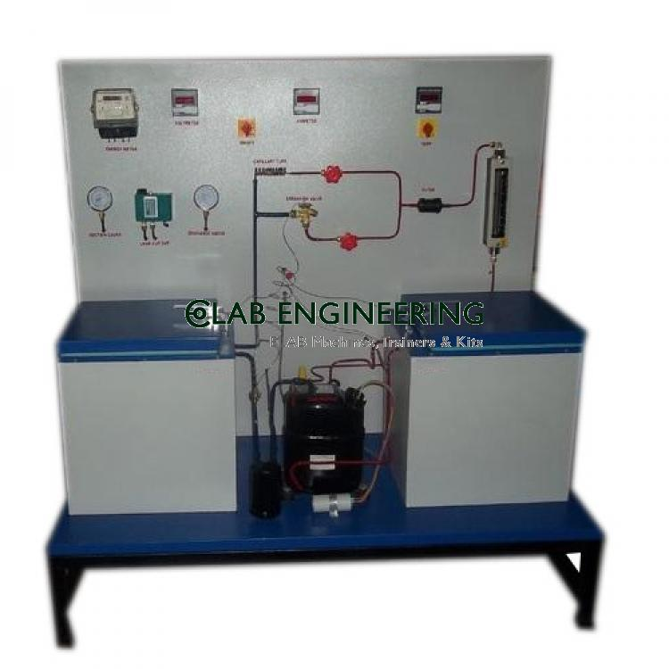 Piston Heat Pump Unit Electrical Trainer