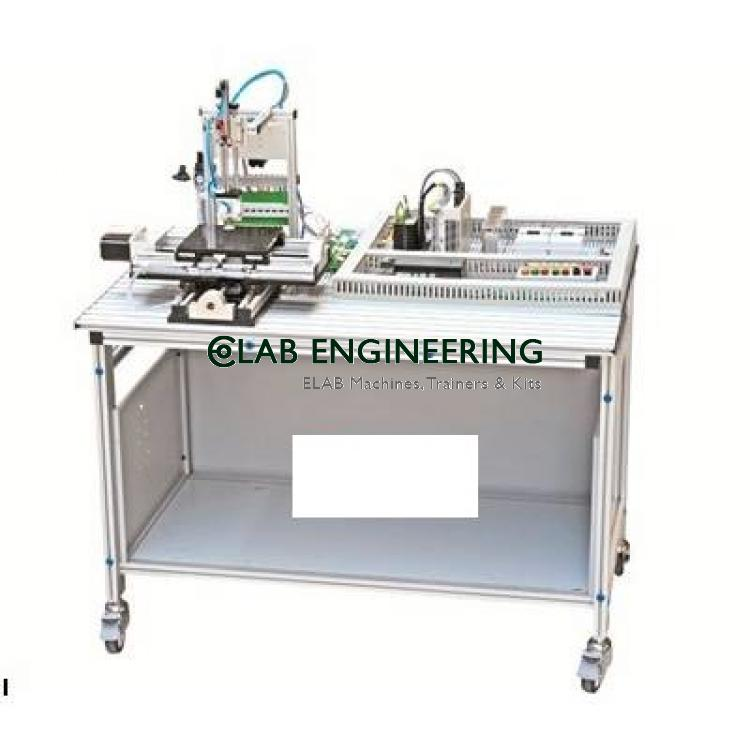 Planar biaxial motion control training equipment AUTOMATION MACHINES LAB