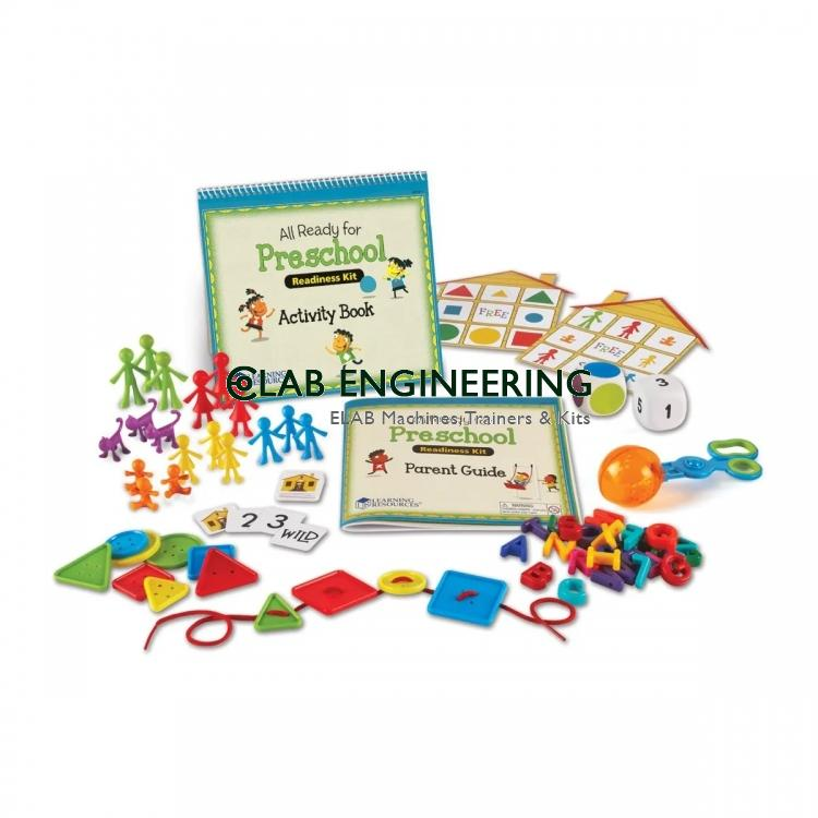 Preschool Readiness Kit