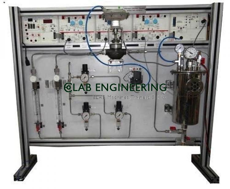 Process Control Trainer AUTOMATION MACHINES LAB