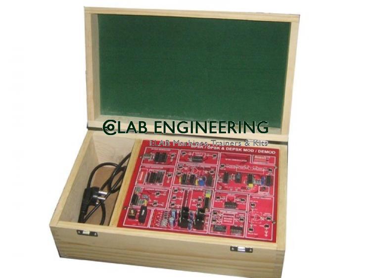 QAM DQAM Modulation Demodulation Kit