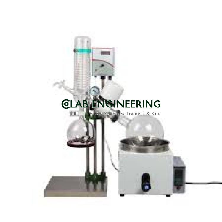 Rotary Vacuum Evaporator Cold Trap Condenser