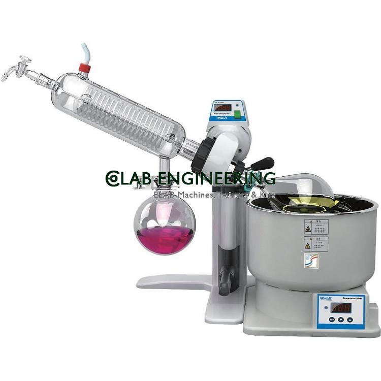 Rotary Vacuum Evaporator Diagonal Condenser