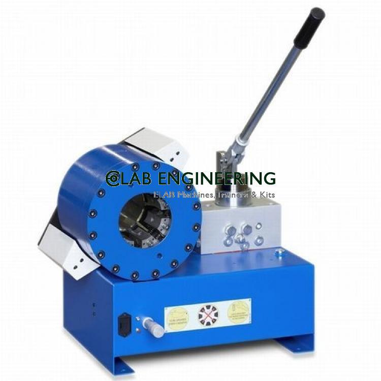 Semi-Automatic Sheet Crimping Machine Hydraulic Hose Crimping Machine