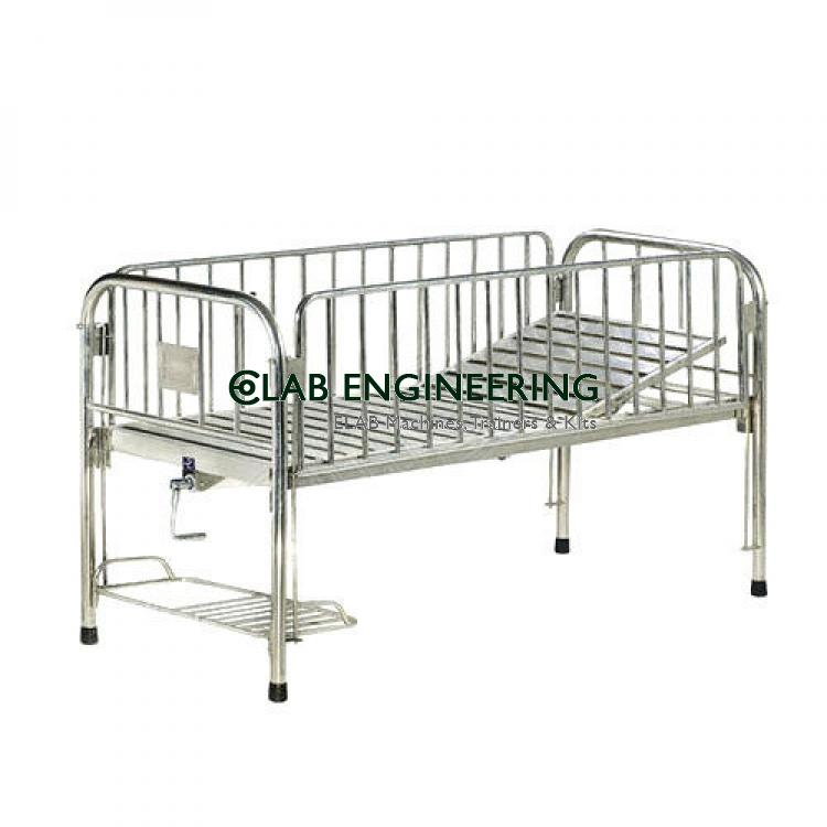 Semi-Fowler Bed for Children