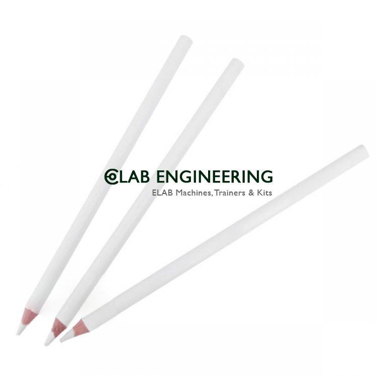 Slate Pencils White