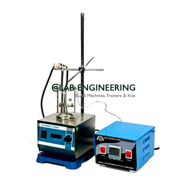 Softening Apparatus