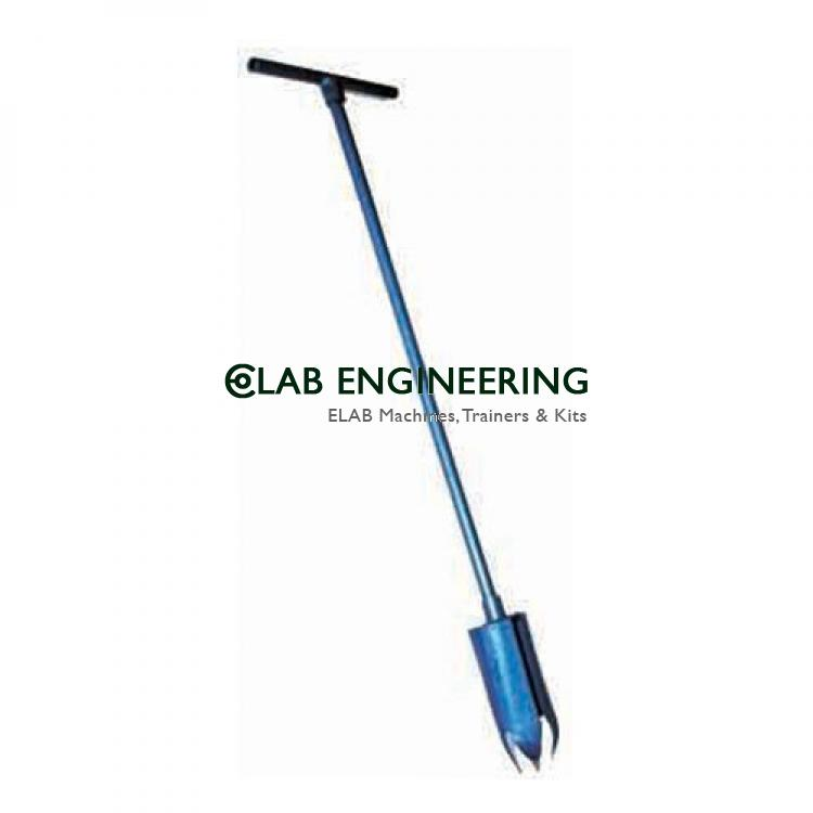 Soil Auger 4 Screw Type/ Past Hole Type