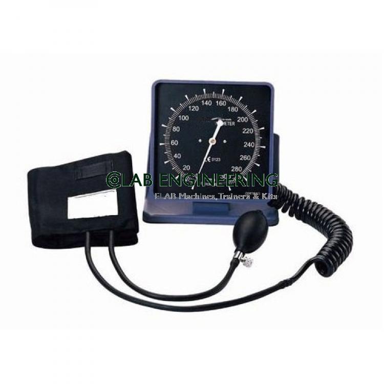 Sphygmomanometer Aneroid Square Shaped